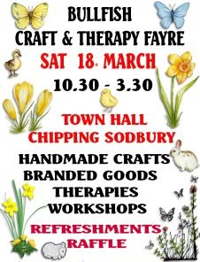 SPRING THERAPY & CRAFT FAYRE