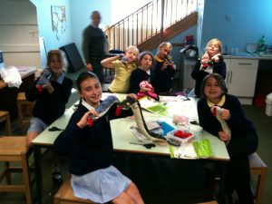 Children's after school Sewing Club