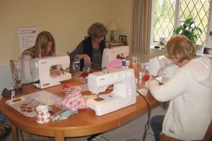Adult one day sewing class